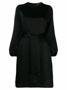 Gianluca Capannolo belted dress - Black
