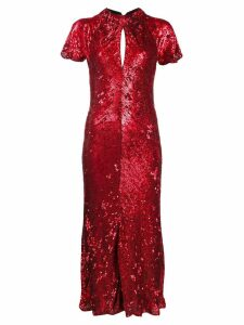 Maria Lucia Hohan Hanne dress - Red