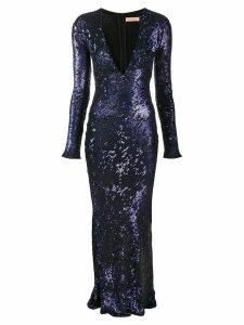 Maria Lucia Hohan Ailish dress - Blue