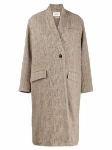 Isabel Marant Étoile Henlo coat - Neutrals