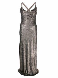 Maria Lucia Hohan Larue dress - Metallic