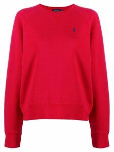 Polo Ralph Lauren jersey sweater - Red