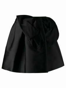 P.A.R.O.S.H. bow detail skirt - Black