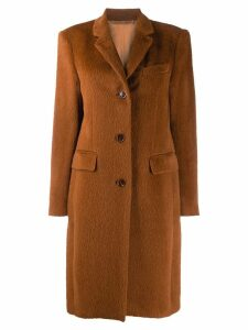 Acne Studios Crombie coat - Brown