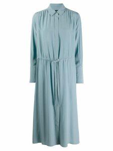 Joseph Evie midi dress - Blue