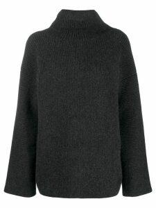 Jacquemus la maille agde jumper - Grey