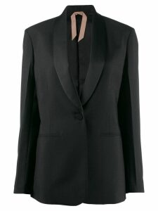 Nº21 shawl collar blazer - Black