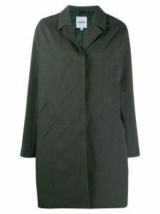 Aspesi loose fit raincoat - Green