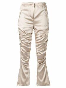 Taylor Principal Venetian trousers - Gold