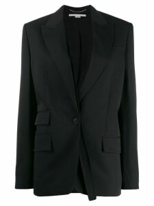 Stella McCartney removable strap blazer - Black