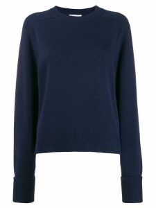 Chloé knitted sweatshirt - Blue