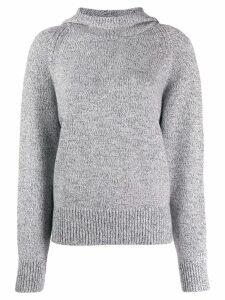 Joseph round neck sweater - Grey