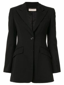 Emilio Pucci single-breasted blazer - Black