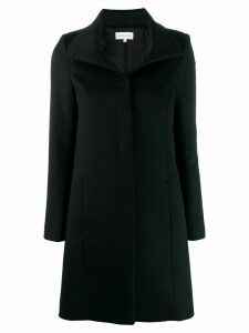 Patrizia Pepe slim-fit coat - Black