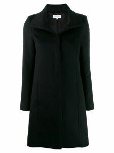 Patrizia Pepe slim-fit coat - Black