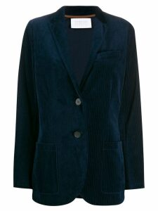 Harrys Of London corduroy blazer - Blue