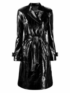 Pinko trench coat - Black