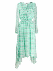 Essentiel Antwerp Tus printed dress - Green