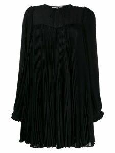 Stella McCartney Georgette dress - Black