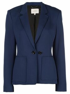 Dorothee Schumacher fitted blazer - Blue