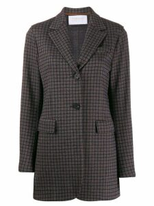 Harrys Of London single breasted jacket - Blue