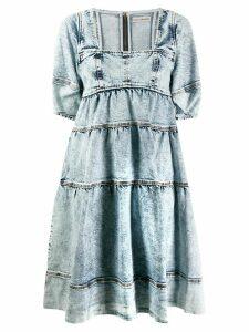 Ulla Johnson Devi denim dress - Blue