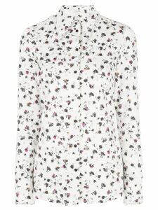 Dorothee Schumacher floral print blouse - White