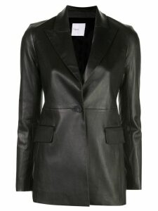 Rosetta Getty notched blazer - Black