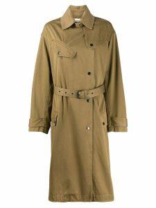 Isabel Marant Étoile Tipo trench coat - Neutrals