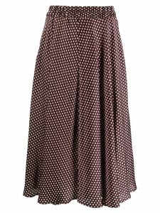 Shirtaporter Stellinanera skirt - Black