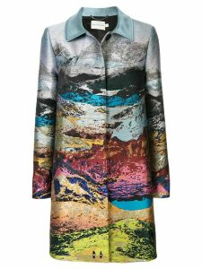 Mary Katrantzou Stephania coat - Multicolour