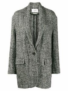Isabel Marant Étoile shawl collar blazer - Grey