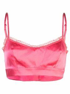 Morgan Lane Noelle bra top - Pink