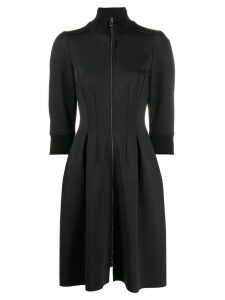 Dorothee Schumacher sporty zipped dress - Black
