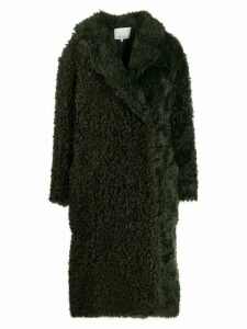 3.1 Phillip Lim textured coat - Green