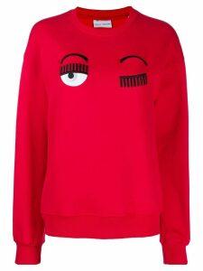 Chiara Ferragni Flirting sweatshirt - Red