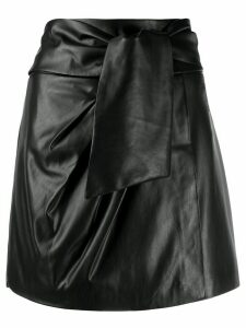 Liu Jo knot detail skirt - Black