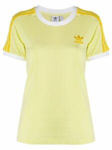 Adidas stretch logo T-shirt - Yellow
