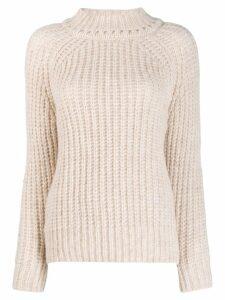 Forte Forte knitted jumper - Neutrals