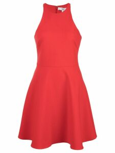 Likely halterneck mini dress - Red