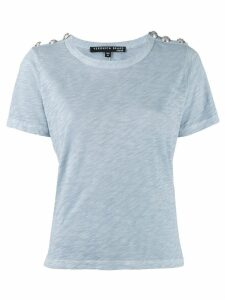 Veronica Beard slim-fit Carla T-shirt - Blue