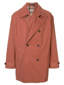 Y/Project oversized trench coat - Pink