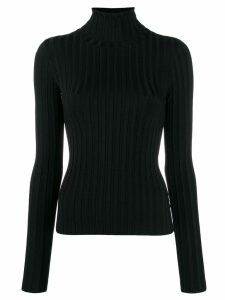 Veronica Beard Nellie turtleneck pullover - Black
