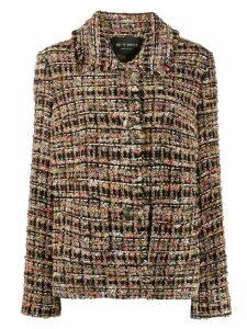 Etro bead-detail jacket - Black