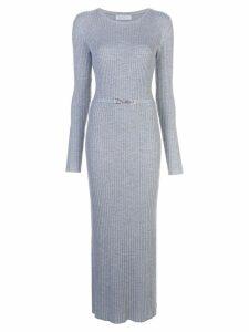 Gabriela Hearst rib knit dress - Grey