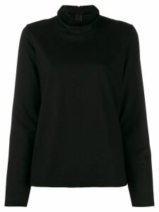 Forte Forte fine knit top - Black