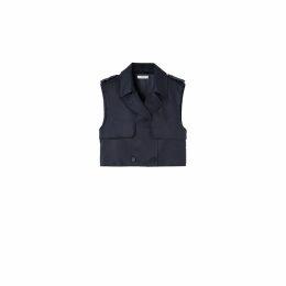 Nissa - Dress With Ribbon & Lace