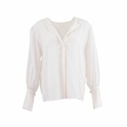 Nissa - Lace Insert Fringed Dress