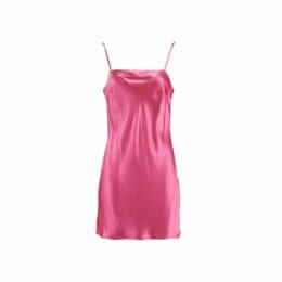 Nissa - Printed Lace Waistband Dress