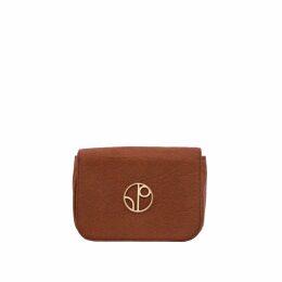 HASANOVA - Silver Metallic Sparkle Ruffle Maxi Dress